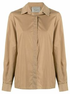 Frankie Morello long sleeved shirt - NEUTRALS