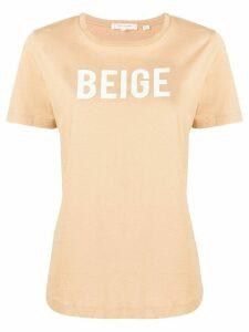 Chinti and Parker 'beige' crew-neck T-shirt - NEUTRALS