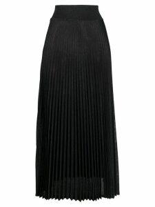 Marco De Vincenzo slim knit tank top - Black