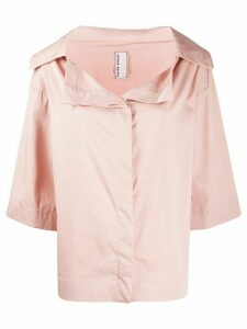 Antonio Marras open collar shirt - PINK