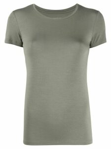 Majestic Filatures plain crew neck T-shirt - Green