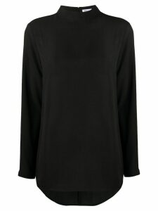 Filippa K Macy mock neck blouse - Black