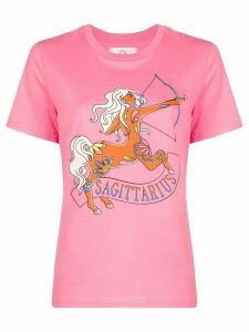 Alberta Ferretti Sagittarius T-shirt - PINK
