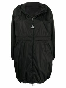 Moncler lightweight parka jacket - Black