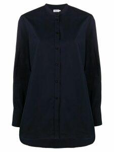 Filippa K Freddie longline shirt - Blue