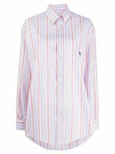 Etro striped shirt - White