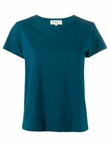 YMC plain basic T-shirt - Blue
