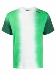 AMBUSH tie dye panelled T-Shirt - Green