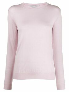 Stella McCartney classic crew-neck jumper - 6900 PINK