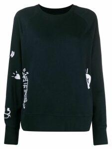 Zadig & Voltaire Upper Brode Jormi sweater - Blue