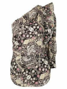Isabel Marant Étoile Carina paisley-print top - Brown