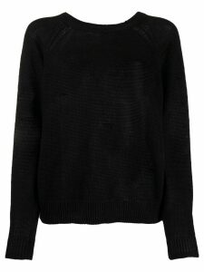 Filippa K Natalie long sleeve jumper - Black