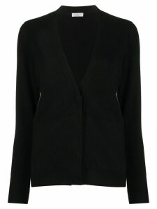 Brunello Cucinelli v-neck cardigan - Black