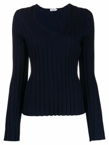 Filippa K Wendy V-neck jumper - Blue