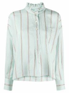 Isabel Marant Étoile striped blouse - Blue