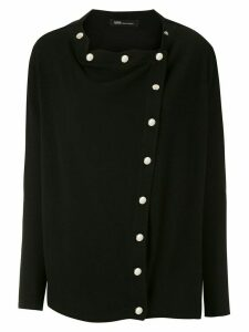 Uma Raquel Davidowicz Alvorada button-up cardigan - Black