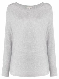 Filippa K Soft Sport warm up ribbed knit jumper - Grey