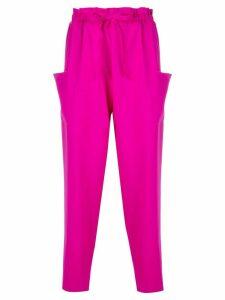 Maison Rabih Kayrouz high-waisted trousers - PINK