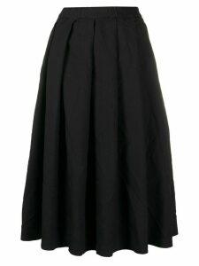 Comme Des Garçons Girl flared skirt - Blue