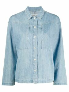 YMC denim shirt - Blue