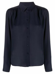 Filippa K Marielle long-sleeved shirt - Blue