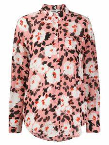 Essentiel Antwerp floral print shirt - PINK