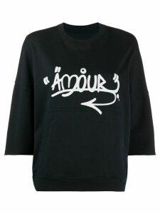 Zadig & Voltaire Kali Amour Jormi sweater - Blue