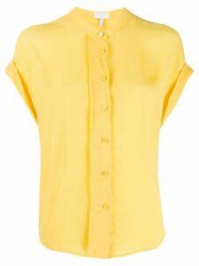 Escada Sport button placket blouse - Yellow