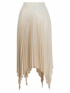 MRZ Gonna pleated skirt - NEUTRALS