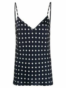 Essentiel Antwerp polka dot cami top - Blue