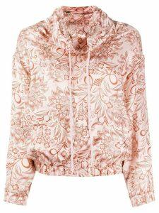 Pinko floral print sweater