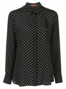 Altuzarra Chika polka dots shirt - Black