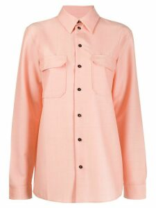 Jil Sander Millie tailored shirt - PINK