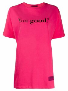 irene is good You Good? T-shirt - PINK