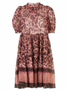 Ulla Johnson Dhalia short dress - PINK
