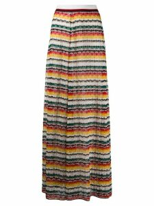 Missoni knit full-length skirt - Black