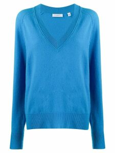 Equipment Madalene cashmere jumper - Blue