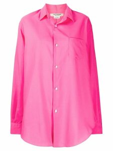 Junya Watanabe loose-fit shirt - PINK