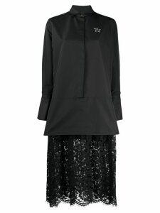 Valentino VLTN print shirt - Black