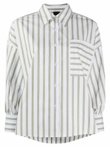 Pinko striped shirt - White
