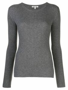 Alex Mill knitted long sleeve top - Grey