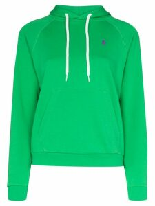 Polo Ralph Lauren Polo Pony embroidered hoodie - Green