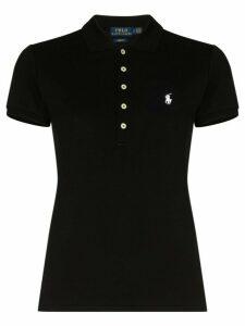 Polo Ralph Lauren short-sleeve polo T-shirt - Black