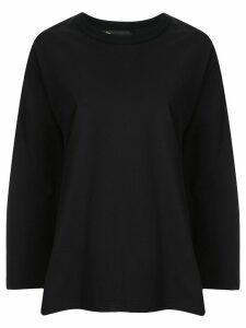 Muller Of Yoshiokubo long sleeve relaxed fit T-shirt - Black