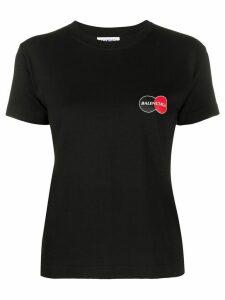 Balenciaga slim-fit T-shirt - Black