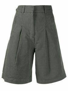 YMC high rise cargo shorts - Grey