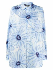 Jacquemus La Chemise D'homme shirt - Blue