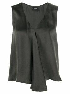 Aspesi lightweight sleeveless top - Green