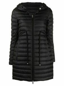 Moncler hooded down jacket - Black