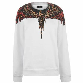 Marcelo Burlon Leo Wings Sweater